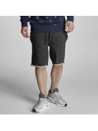 Bench Shorts Branded Marl schwarz