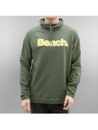 Bench Swetry Raglan High Neck khaki
