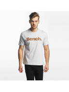 Bench Logo T-Shirt Light Grey