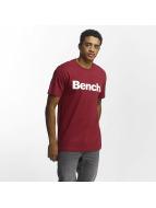 Bench Corp T-Shirt Cabernet