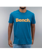 Bench T-Shirt Corporation F blau