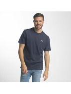 Bench T-Shirt Small Logo blau