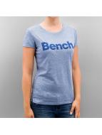 Bench t-shirt Synchronization blauw