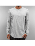 Bench T-Shirt manches longues Dynamism gris