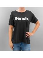 Bench T-Shirt Prosaic Oversize noir