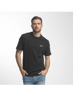 Bench Small Logo T-Shirt Black