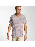 Bench T-Shirt V Neck rot
