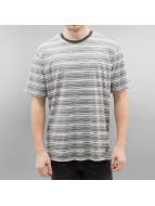 Bench T-Shirt YD Stripe schwarz