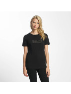 Bench T-Shirt Core Logo schwarz