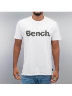 Bench T-Shirt Corporation F weiß