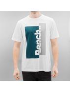 Bench T-Shirt Logo white