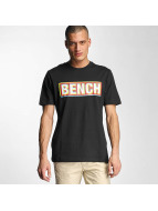 Bench t-shirt Logo zwart