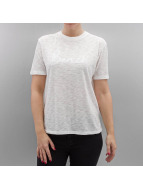Bench Sequin Embroidery T-Shirt Beige