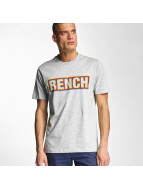Bench T-Shirts Logo gri
