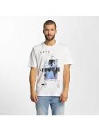Bench Photoprint Graphic T-Shirt Bright White