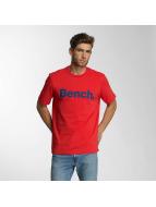 Bench T-Shirty Corp czerwony