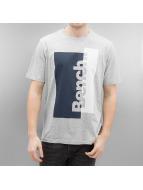 Bench T-Shirty Logo szary