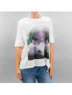 Bench T-skjorter Putonice Oversize hvit