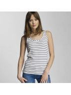 Bench Tank Top Maritime vit