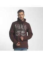 Bench High Neck Sweatshirt Bordeaux