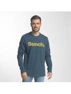 Bench Tričká dlhý rukáv BLMG001518 tyrkysová