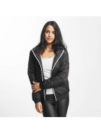 Bench Übergangsjacke Light Padded schwarz