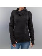Bench Välikausitakit Riskrunner B Fleece Jacket musta