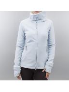 Bench Veste demi-saison Funnelneck Fleece Jacket bleu