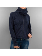 Bench Veste demi-saison Difference Fleece Jacket bleu