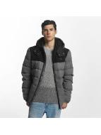 Bench Veste mi-saison légère Wool Look Down gris