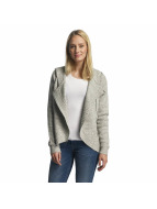 Bench Asymmetric Zip Jacket Winter Grey