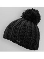Bench Winter Bonnet Heedful Rib Knit black