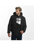 Bench Winter Jacket Schoolboy black