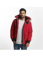 Bench Winter Jacket Nomens red