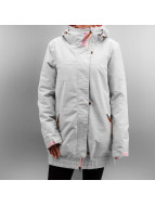 Bench Winterjacke Performance Vitous Snow grau