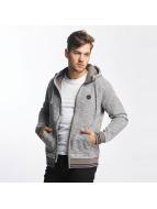 Bench Zip Hoodie Bonded grey