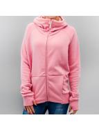 Bench Zip Hoodie Electrobeats rosa
