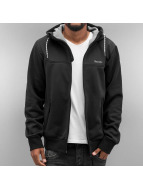 Bench Zip Hoodie Performance Consumer schwarz