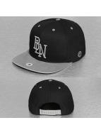 benra Snapback Caps bln czarny
