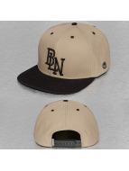 benra Snapback Caps bln khaki