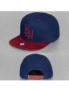 benra Snapback Caps bln niebieski