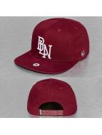 benra Snapback Caps bln punainen