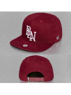 benra Snapback Caps bln red