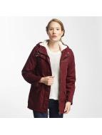 Billabong Зимняя куртка Facil Iti красный