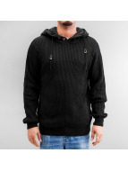Billabong Hoody New Fish Knit zwart