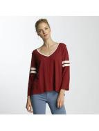 Billabong Pitkähihaiset paidat Get Back Knit punainen