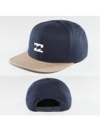 Billabong Snapback Caps All Day blå