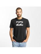 Billabong T-Shirt Team Wave schwarz