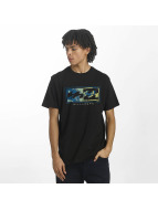 Billabong T-Shirty Inverse czarny