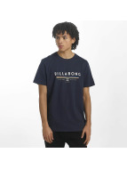 Billabong T-Shirty Unity niebieski
